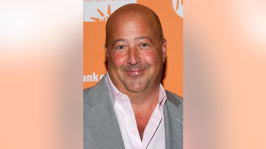 Andrew Zimmern was named outstanding host.