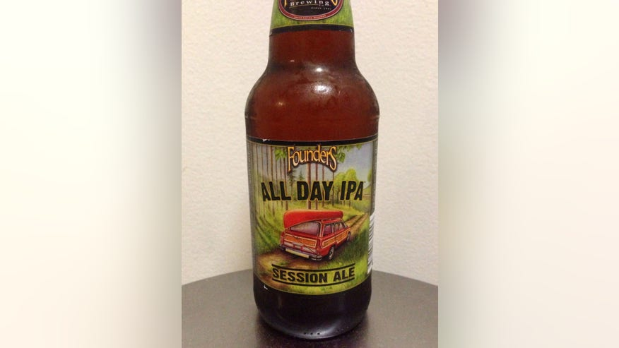 Founder's Brewing Co.'s All-Day IPA - Grand Rapids, MI