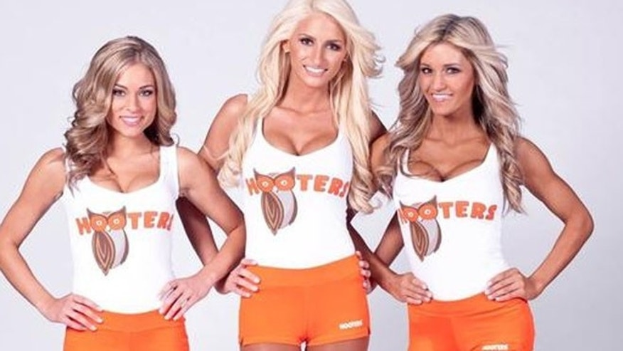 'Hootie' new look. Hooters is redesigning its iconic owl logo to look leaner and meaner.