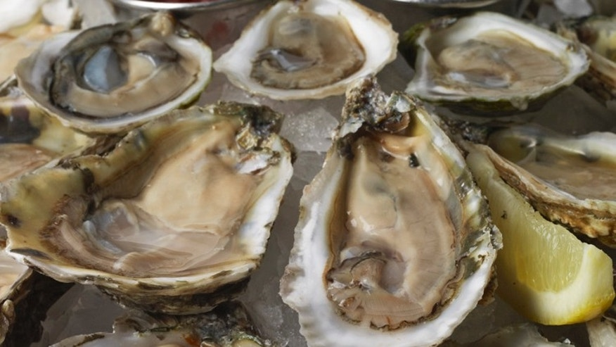 The Black Restaurant Group has teamed up with Toby Island Oyster Company and Rappahannock River Oyster Company to develop two signature oysters: Black Pearl Oysters and Old Black Salt Oysters (seen here).