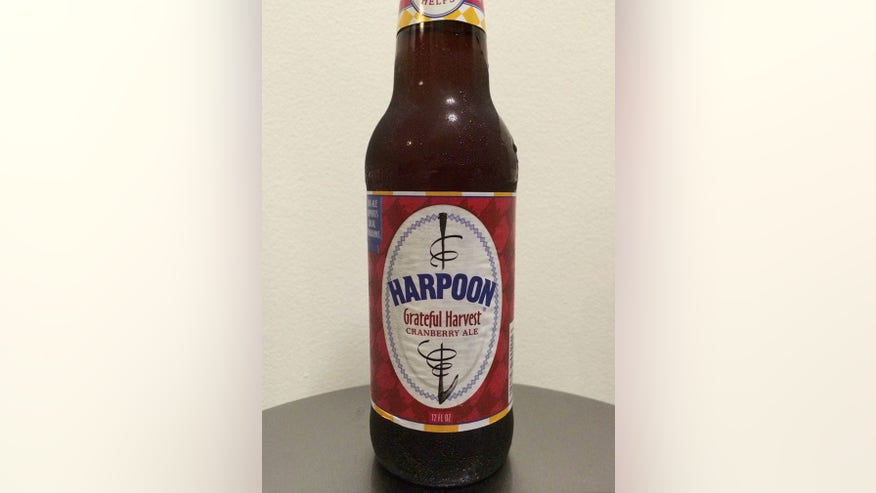 Harpoon Grateful Harvest Ale