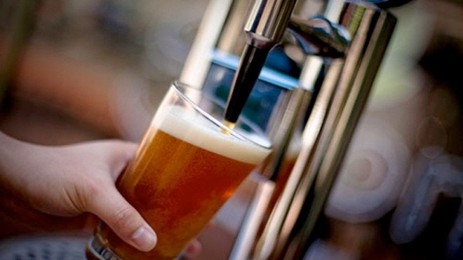 Bill would require each beer pint have 16 ounces