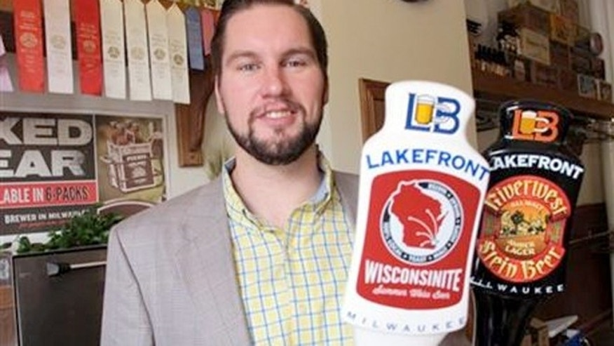 Oct. 3, 2013: Matt Krajnak, spokesman for Lakefront Brewery in Milwaukee, says that some of their new labels and a new recipe might be held up with the partial federal government shutdown.