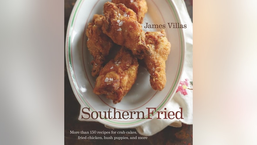 James Villas is the author of Southern Fried.