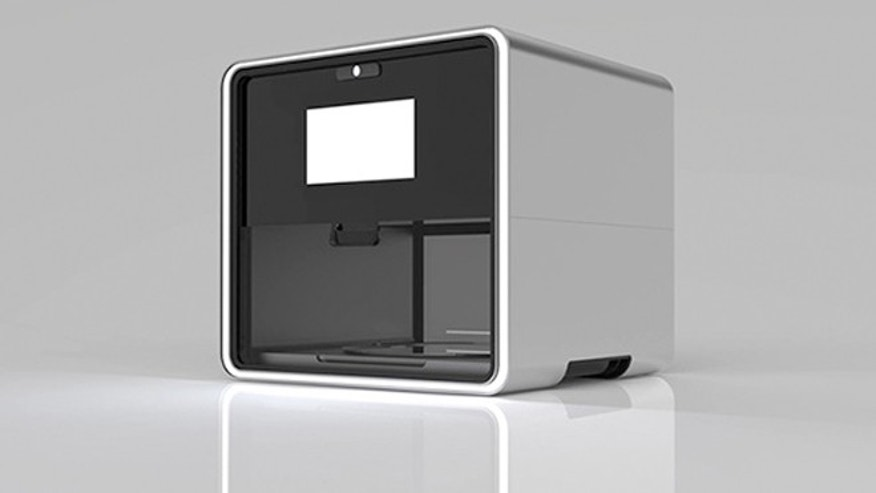 Foodini is a 3D printer that can print pizza, ravioli, burgers and more.