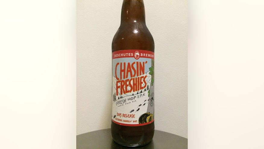 Deschutes Brewery Chasin' Freshies