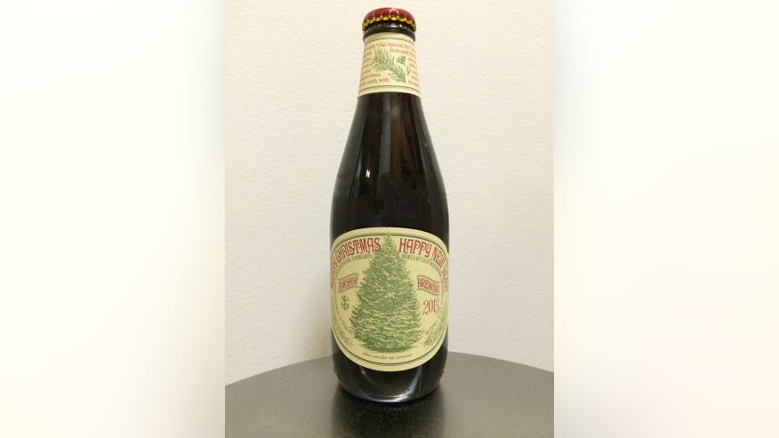 Anchor Brewing Our Special Ale (Christmas Ale)
