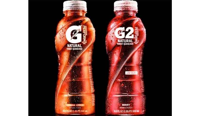 "PepsiCo has discontinued a line of Gatorade it marketed as ""natural."""