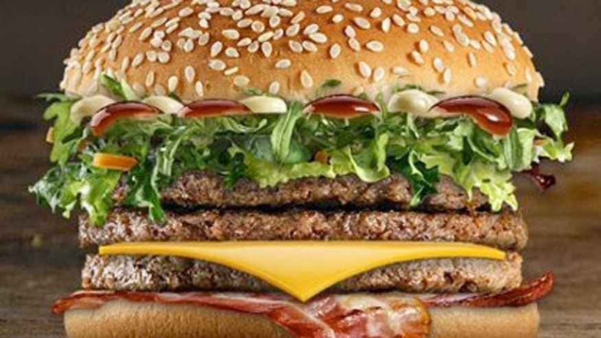 McDonald's plans to expand a test this year that lets people order customized burgers.