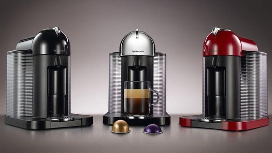 Nestle's supersized VertuoLine home brewing system hopes to take on Keurig.