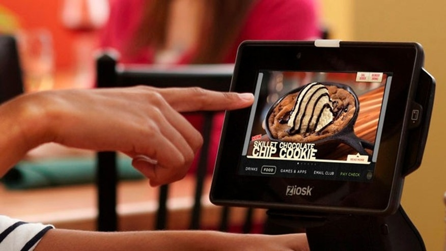 Ziosk tablets can be found at Chili's, with an aim to enhance service.