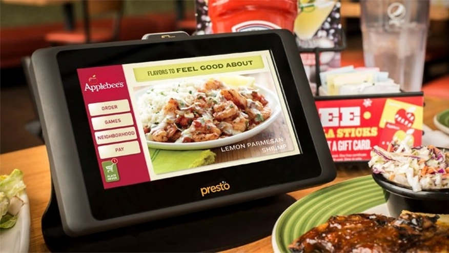 In December, Applebee's announced that it would install 100,000 tabletop tablets across U.S. restaurants.