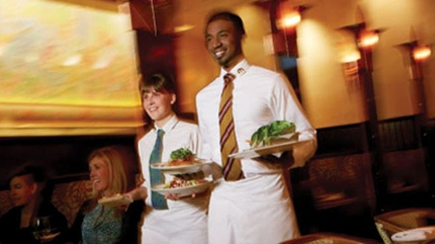 The Cheesecake Factory is sticking to the traditional menu-waitstaff model, for now.