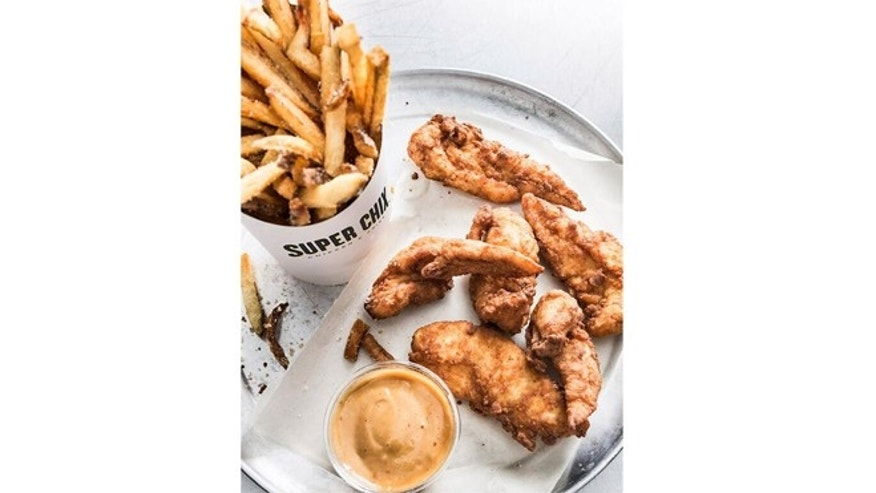 KFC's parent company Yum Brands has quietly launched a new concept restaurant in Arlington, Texas that will take aim at Chick-fil-A.