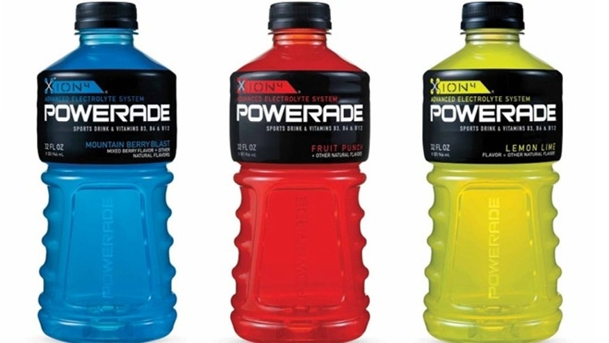 Brominated vegetable oil, which has been linked to a flame retardant, will not longer in an ingredient in Powerade sports drinks.
