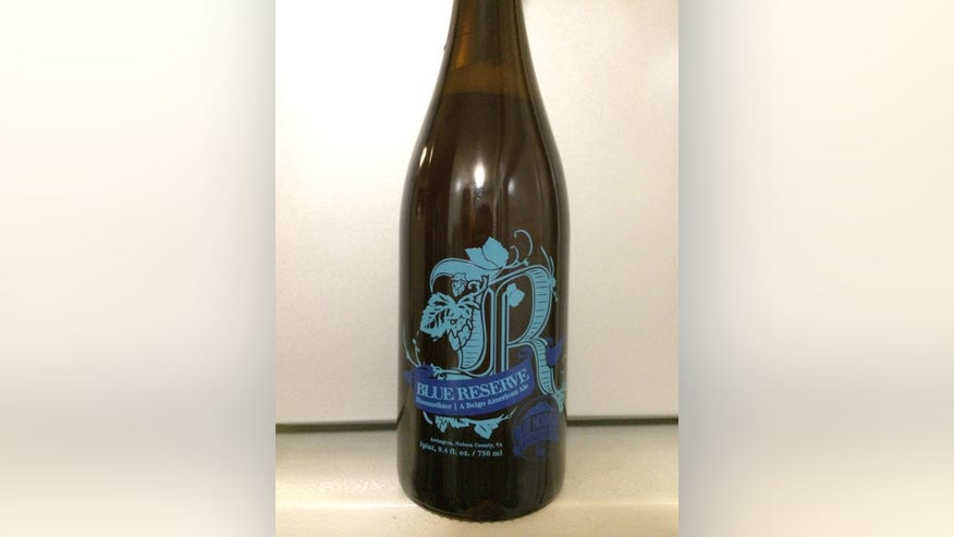 Blue Mountain Brewery Blue Reserve