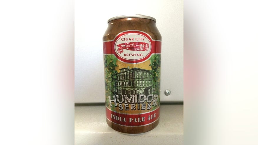 Cigar City Brewing's Humidor Series - India Pale Ale