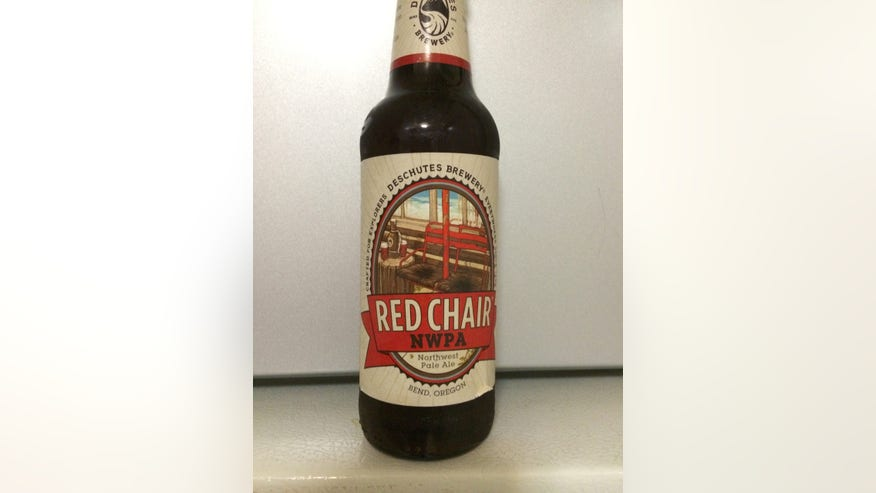 Deschutes Brewery's Red Chair NWPA