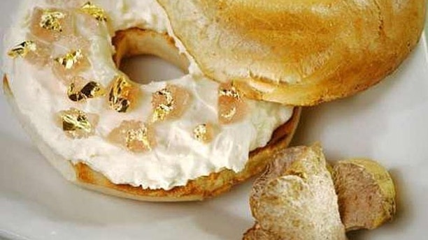 10 outrageously expensive dishes around the world fox news 2 westin hotel bagel new york city forumfinder Gallery