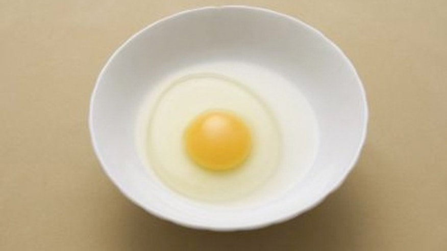 There is an egg white shortage as more people shun the yolk.