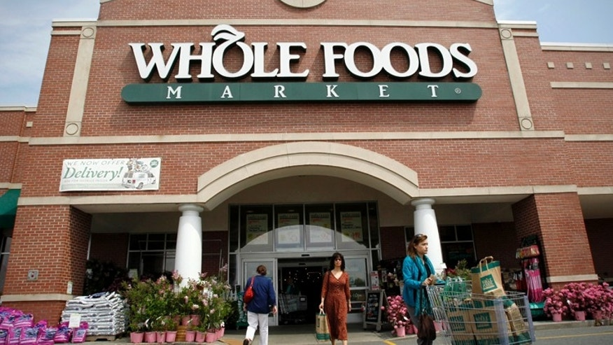 Whole Foods markets are known for their pricier produce.