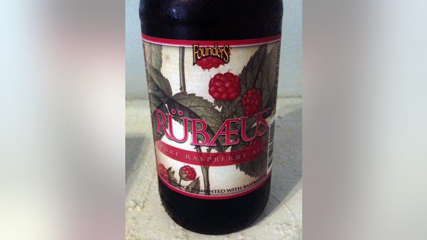 Founders Brewing Company Rubaeus
