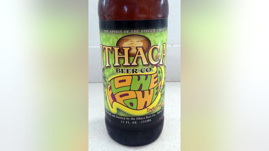 Ithaca Beer Company Flower Power IPA