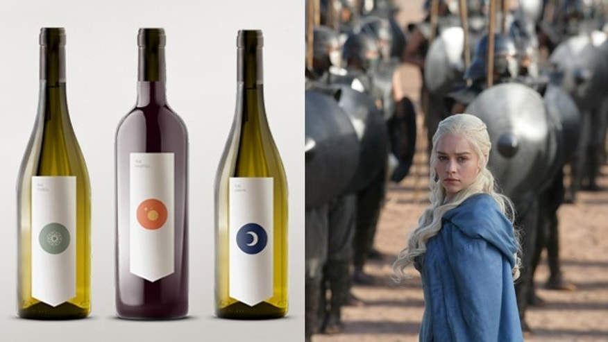 Drink like a Targaryen.
