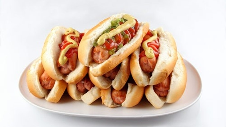 What's in a hot dog?