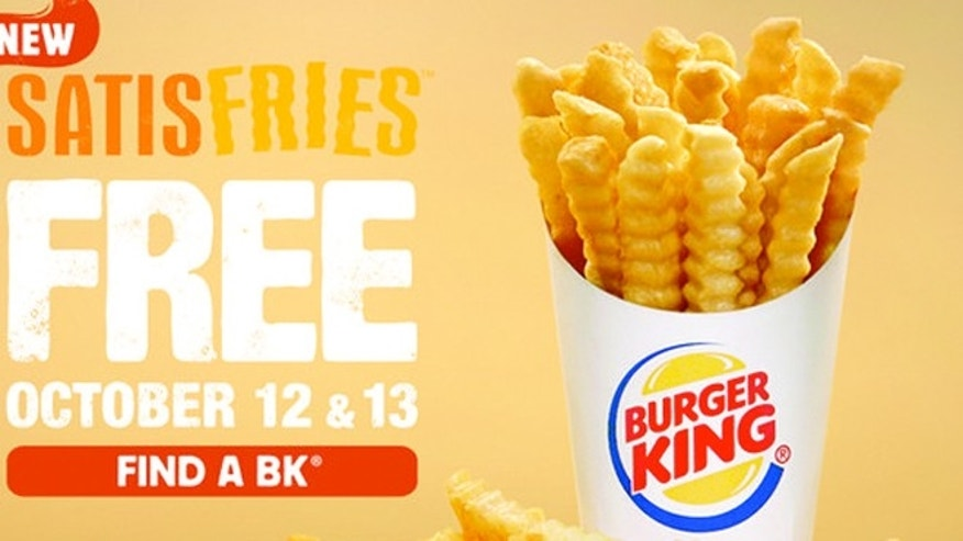 About two-thirds of global Burger King locations are already starting to phase out Satisfries from their menu.