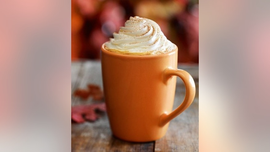 Get your Pumpkin Spice Latte this summer.