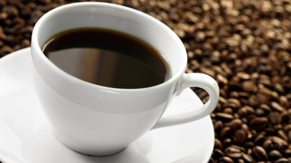 How much caffeine is there in a cup of decaf coffee?