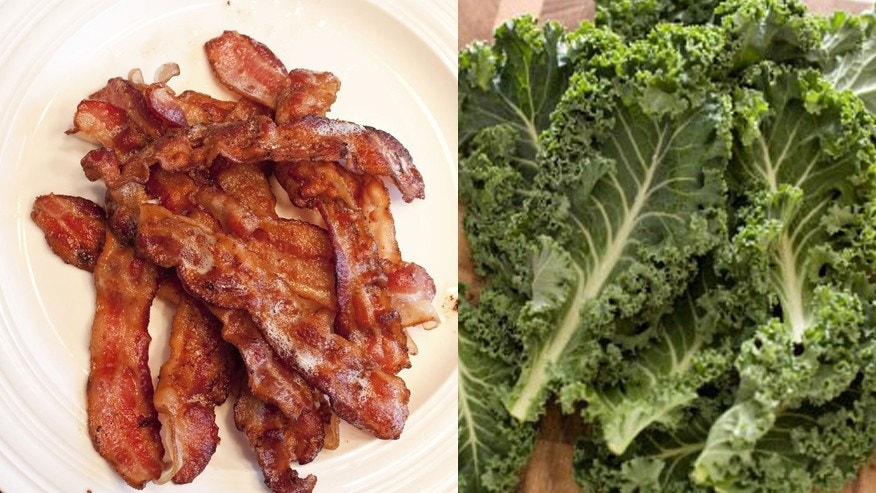 Kale-loving Demoncrat? Or bacon-loving Republican?