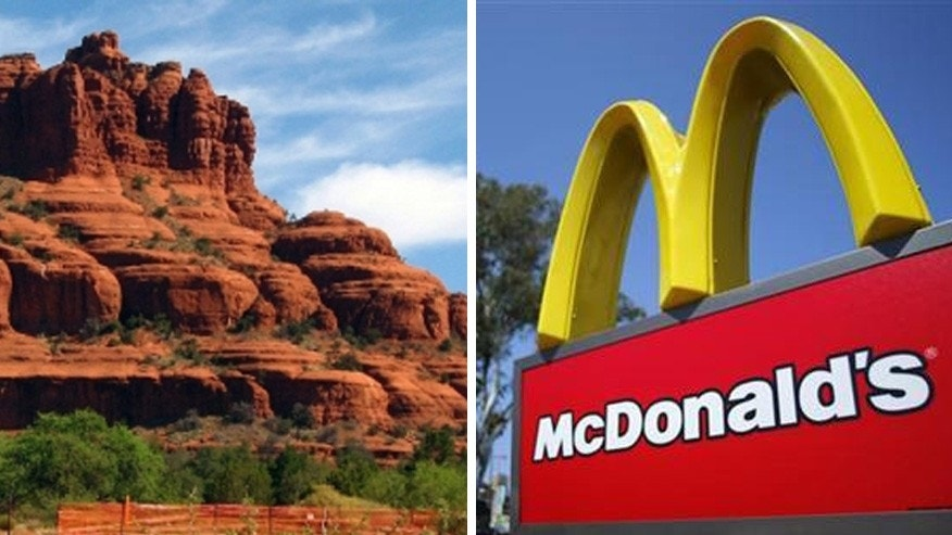 There's something special about this Arizona McDonald's.