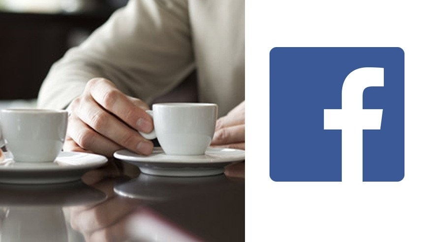 Man vows to meet all of his Facebook friends for coffee.
