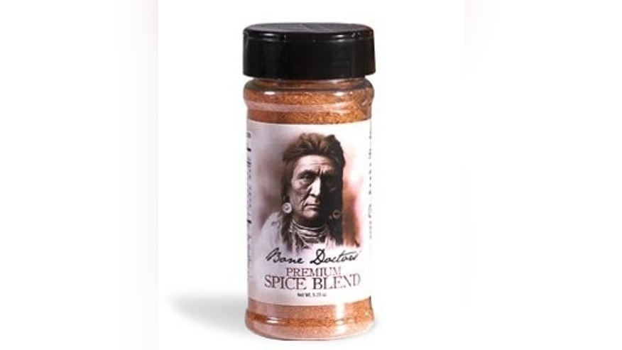 A robust spice blend.