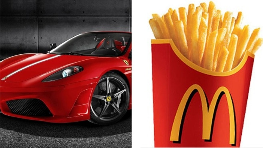 McDonald's aims to make home delivery in Australia speedy.