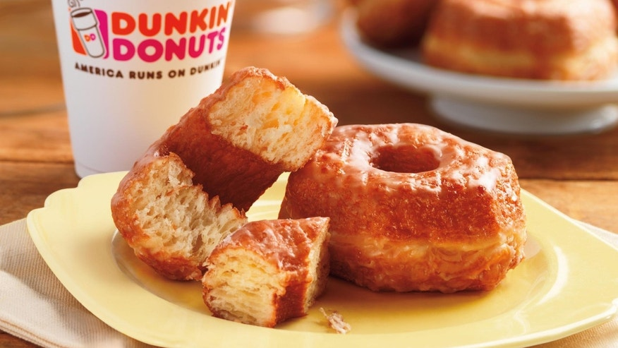 The coffee chain's 'Croissant Donut' comes more than a year after the Dominique Ansel Bakery in New York City introduced its now-trademarked Cronut, which became a viral sensation and spawned numerous knockoffs