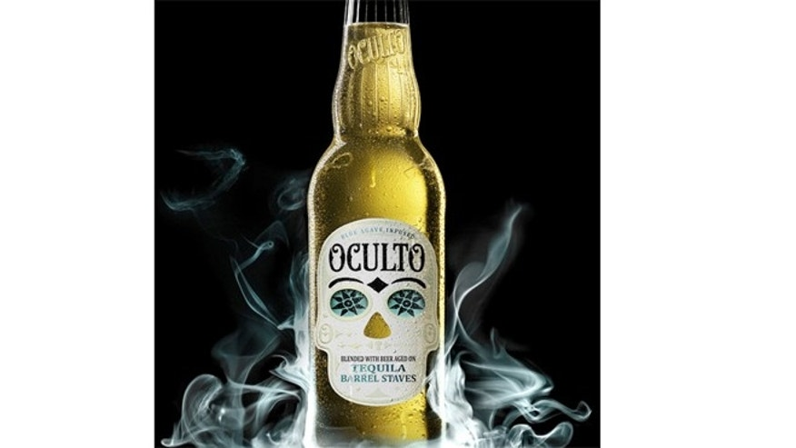 Oculto hits shelves next spring.