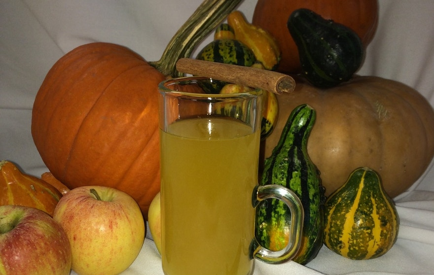 Brust infuses pumpkin and ginger into a cider that 'really blew people's minds.'
