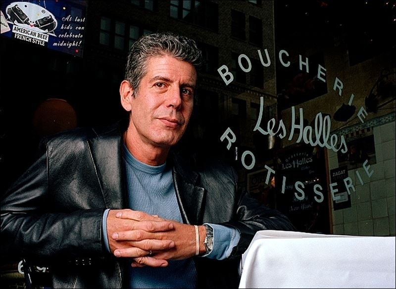 Anthony Bourdain's mega food hall set to open later this year