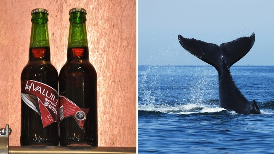 This Nordic brew has an unusual ingredient.