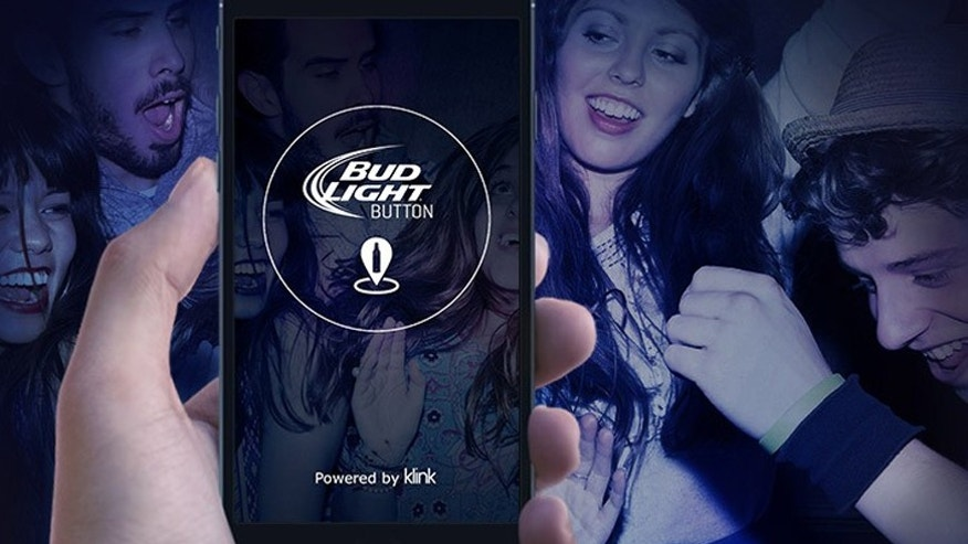 Bud Light to your door in under an hour.