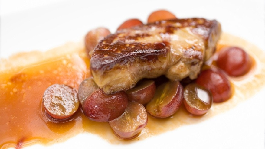 Seared, spread on toast, even in ice cream: Foie gras is back in a big way in California.