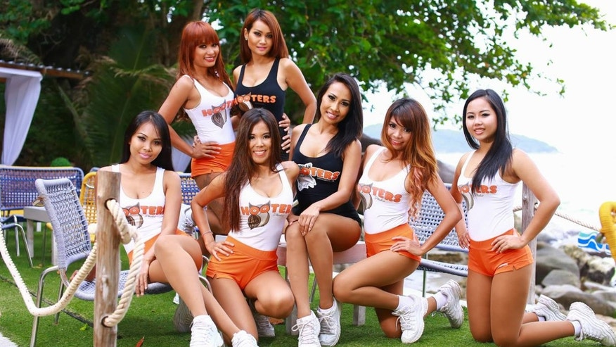 Hooters is expanding its empire throughout Southeast Asia.