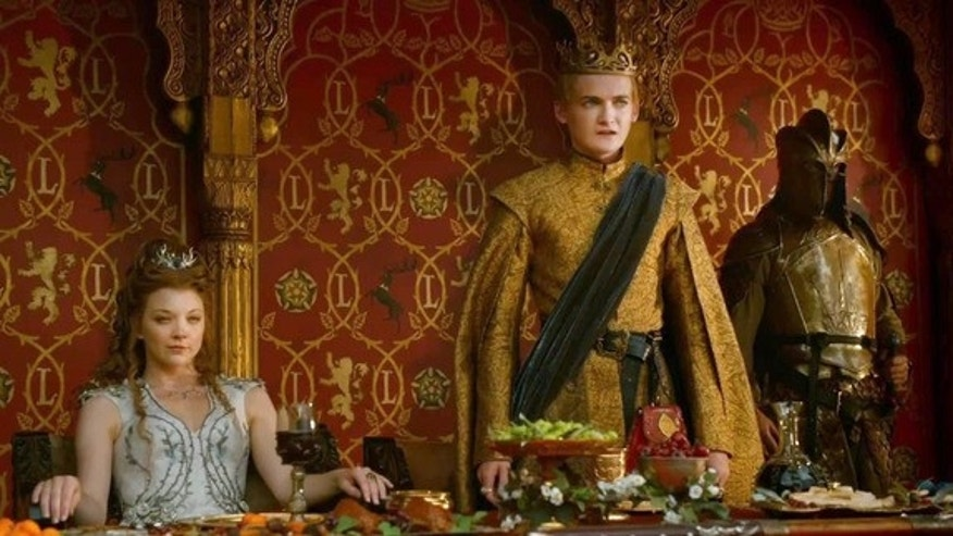 An epic royal feast fit for a foodie king and queen.