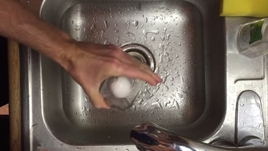 Shaking an egg may be the easiest way to peel it.