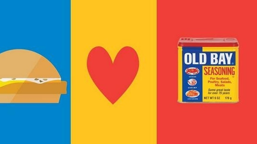 Old Bay plus Filet-O-Fish may equal true love for real seafood fans.