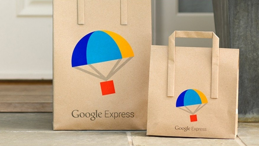 Google Express offers same-delivery on everything from food, pet supplies, sporting goods and more.