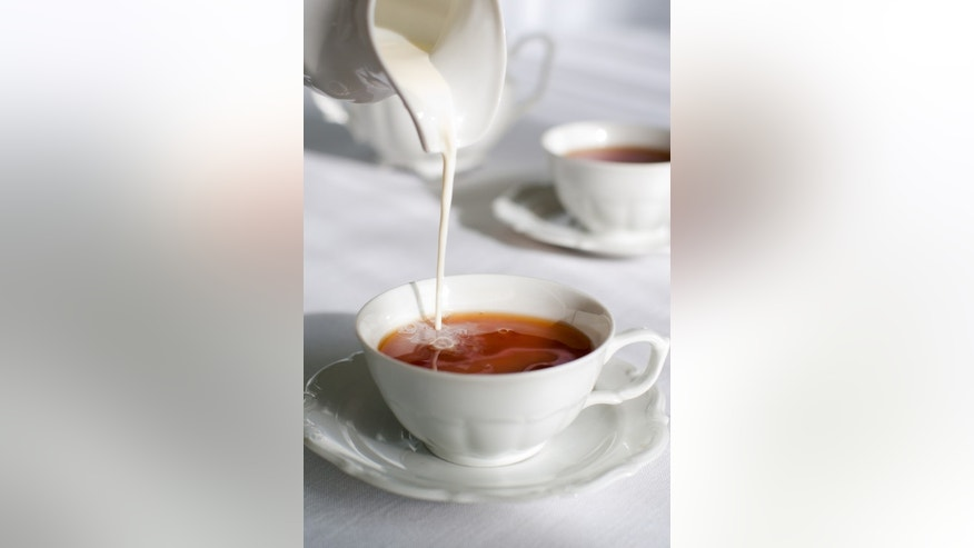 Milk after water? Not if you want to make the best the cup of tea.